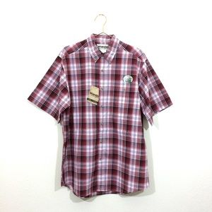 Wrangler Rugged Wear Button Down Men's Shirt Large